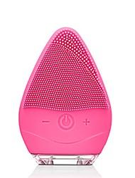 abordables -Nettoyage du visage for Femme Mignon Style mini Portable Utilisation sans fil Léger et pratique 5V Traitement de l'acné Lissage de la
