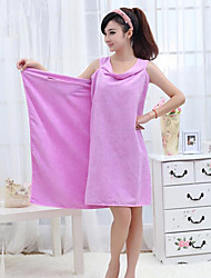 cheap -Superior Quality Bath Towel, Solid Colored Polyester / Cotton Blend Bathroom 1 pcs