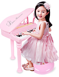 abordables -Intex Clavier Electronique Musique / Son Fille 1pcs