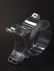 Недорогие -прозрачный пластик грязь pit байк atv зажигание маховик крышка двигателя 110 125cc