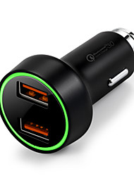 economico -Auto Caricatore presa USB Car 2 porte USB for 12 V