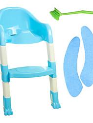Недорогие -Сиденье для унитаза Для детей / Многофункциональный / с щетка для очистки Современный PP / ABS + PC 1шт Аксессуары для туалета / Украшение ванной комнаты