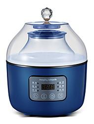 abordables -Créateur de Yaourt Design nouveau PP / ABS + PC Machine à yogourt 220-240 V 20 W Appareil de cuisine