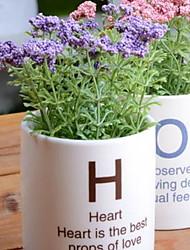 abordables -Flores Artificiales 1 Rama Clásico / Sencilla Rústico Plantas Flor de Mesa
