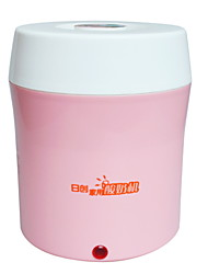 baratos -Yogurt Maker Novo Design PP / ABS + PC Máquina de iogurte 220-240 V 25 W Utensílio de cozinha