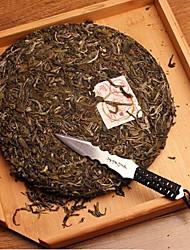Недорогие -puerh чайный нож из нержавеющей стали ломающий чай торт кирпич профессиональный инструмент
