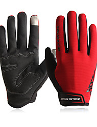 Недорогие -ZOLI Полныйпалец Универсальные Мотоцикл перчатки Ткань Быстровысыхающий / Дышащий / Сенсорный экран