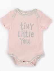 cheap -Baby Unisex Print Short sleeves Bodysuit