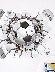 abordables -Decoraciones de vacaciones Copa Mundial Objetos decorativos Diseñado Especial / Decorativa Patrón 1pc