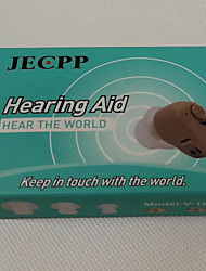 cheap -Jecpp V - 188 BTE volume adjustable sound enhancement amplifier radio hearing aid