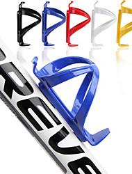 baratos -Garrafa de água da gaiola Portátil, Protecção, Durável Exercicio Exterior / Moto Plásticos Laranja / Vermelho / Azul - 1 pcs