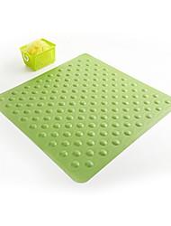abordables -1pc Classique / Moderne Tapis Anti-Dérapants PVC Géométrique Rectangle Antidérapant