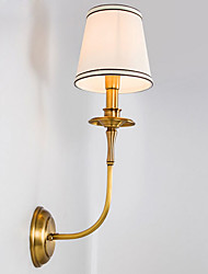 cheap -Creative Vintage Wall Lamps & Sconces Living Room / Bedroom Metal Wall Light 220-240V 40 W