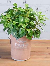 abordables -Flores Artificiales 1 Rama Clásico Elegante / Rústico Plantas Flor de Mesa
