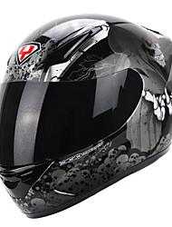 Недорогие -YOHE YH-991 Интеграл Взрослые Универсальные Мотоциклистам Дышащий / Дезодорант / Анти-пот