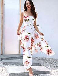 povoljno -ženske plaže jeku haljina visokog struka midi remen