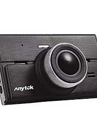 economico -Anytek G68 1080p Visione notturna / Dual Lens Automobile DVR 170 Gradi Angolo ampio 4 pollice IPS Dash Cam con Visione notturna / / WDR