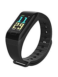 baratos -Relógio inteligente R3C para iOS / Android Monitor de Batimento Cardíaco / Impermeável / Medição de Pressão Sanguínea / Calorias Queimadas / Tela de toque Temporizador / Aviso de Chamada / Monitor de