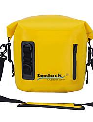 Недорогие -Sealock 10 L Водонепроницаемый сухой мешок Дожденепроницаемый, Пригодно для носки для Пешеходный туризм / Походы / Прогулки