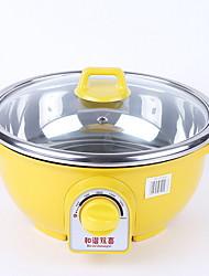 Недорогие -Мгновенный горшок Многофункциональный Aluminum Alloy Пароварки для продуктов 220 V 1800 W Кухонная техника