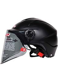 お買い得  -LS2 OF108 ハーフヘルメット 大人 男女兼用 オートバイのヘルメット ダンピング / 耐久