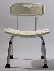 cheap -Bathroom Chair New Design / Foldable / Non-Slip Ordinary / Modern / Contemporary Metalic / Plastic 1pc Bathroom Decoration