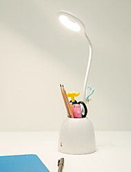 cheap -Modern / Contemporary Creative Desk Lamp For Study Room / Office / Office Plastic <36V