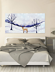 cheap -Decorative Wall Stickers - 3D Wall Stickers Christmas Decorations / Holiday Living Room / Bedroom