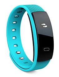 Недорогие -Смарт Часы QS80 для Android 4.3 и выше Водонепроницаемый / Измерение кровяного давления / Педометры / Многофункциональный / Таймер / Датчик для отслеживания активности / Датчик для отслеживания сна