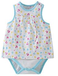 cheap -Baby Girls' Print Sleeveless Bodysuit