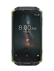 "baratos -GUO-PHONE GuoPhone POPTEL P9000 Max 5.5 polegada "" Celular 4G ( 4GB + 64GB 13 mp MediaTek MT6750 9000 mAh )"