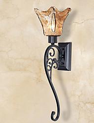 Недорогие -Новый дизайн / Cool Ретро Настенные светильники Гостиная / Спальня Металл настенный светильник 220-240Вольт 40 W / E27