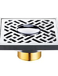 Недорогие -Слив / Гаджет для ванной Креатив Modern Нержавеющая сталь 1шт Установка на полу