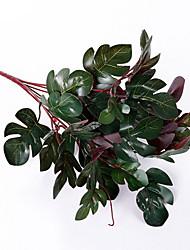 Недорогие -Искусственные Цветы 1 Филиал Классический Modern / Пастораль Стиль Pастений Букеты на стол