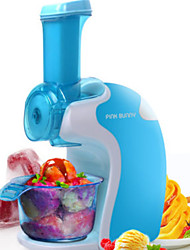 cheap -Ice Cream Makers New Design PP / ABS+PC Ice Cream Makers 220-240 V 200 W Kitchen Appliance
