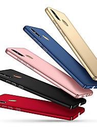 abordables -Funda Para Xiaomi Mi 8 / Mi 8 SE Congelada Funda Trasera Un Color Dura ordenador personal para Xiaomi Mi 8 / Xiaomi Mi 8 SE / Xiaomi Mi 6X(Mi A2)