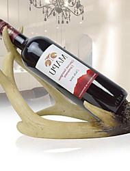 abordables -Casiers à Bouteilles Résine, Du vin Accessoires Haute qualité Créatif pour Barware Classique / Nouveauté créative 1pc