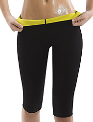 cheap -Slimming Pants With Neoprene Stretchy Weight Loss, Fat Burner, Gym Tummy For Yoga / Exercise & Fitness / Workout Men's / Women's Training