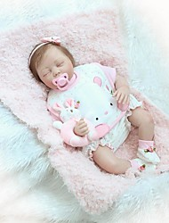 cheap -NPKCOLLECTION Reborn Doll Baby Girl 24 inch Silicone - lifelike Kid's Girls' Gift