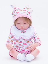 Недорогие -FeelWind Куклы реборн Девочки 18 дюймовый как живой Детские Девочки Игрушки Подарок