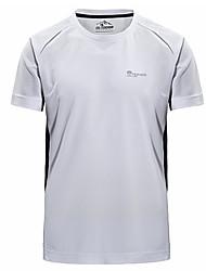 povoljno -Majica s rukavima Muškarci - Osnovni Dnevno / Sport Color block Kolaž