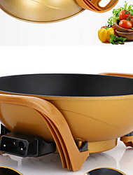 Недорогие -Мгновенный горшок Многофункциональный Aluminum Alloy Пароварки для продуктов 220 V 1500 W Кухонная техника