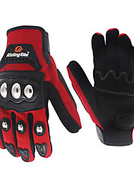 Недорогие -RidingTribe Полный палец Универсальные Мотоцикл перчатки Нейлон Дышащий / Сенсорный экран