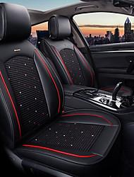 economico -ODEER Cuscini per sedile auto Coprisedili Nero Tessile Normale for Universali Tutti gli anni Tutti i modelli