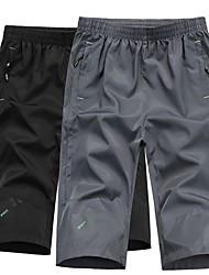abordables -Homme Shorts de Randonnée Extérieur Séchage rapide, Respirabilité Pantalon / Surpantalon Activités Extérieures