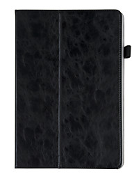 Недорогие -Кейс для Назначение Huawei MediaPad M5 10 Бумажник для карт / со стендом / Оригами Чехол Однотонный Твердый Кожа PU для MediaPad M5 10