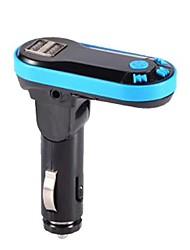Недорогие -I9 Bluetooth 3.0 Комплект громкой связи Автомобильная гарнитура FM приемники Автомобиль