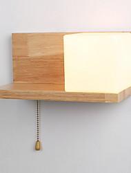 baratos -Criativo Moderno / Contemporâneo Luminárias de parede Sala de Estar / Quarto Vidro Luz de parede 220-240V 40 W