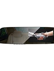 economico -Anytek T22 1080p Nuovo design / Visione notturna / Dual Lens Automobile DVR 170 Gradi Angolo ampio 5 pollice IPS Dash Cam con G-Sensor /