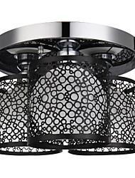baratos -BriLight Montagem do Fluxo Luz Ambiente - Estilo Mini, 110-120V / 220-240V Lâmpada Não Incluída / 10-15㎡ / E26 / E27